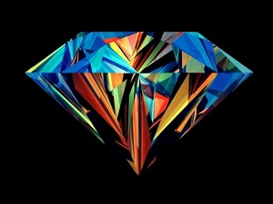 Обои Алмаз