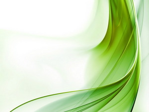 Обои Зеленая волна