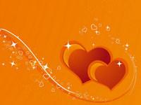 Обои для рабочего стола: Сердца