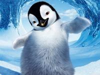Обои для рабочего стола: Пингвинёнок