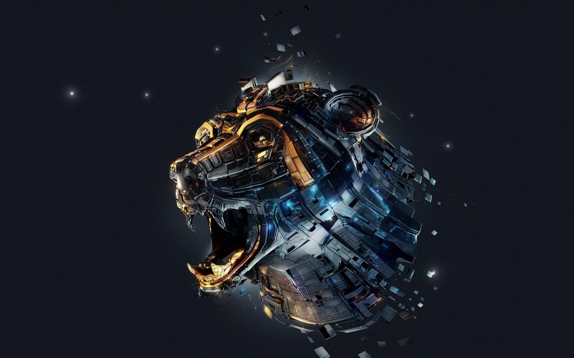Цифровой тигр