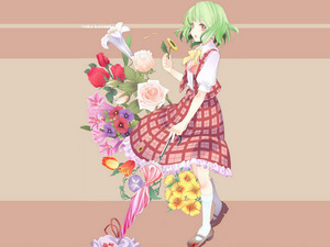 Обои Vocaloid Gumi