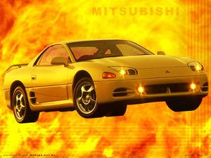 Обои Mitsubishi Eclipse