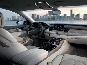 ���� � ������ Audi A8