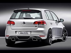 Обои VW Golf 6