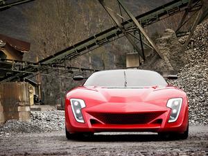Обои Corvette ZR1 Mantide