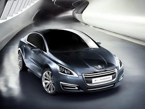 Обои Peugeot Concept