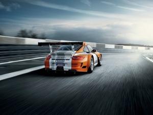 Обои Porsche GT3R
