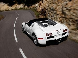 Обои Bugatti Veyron