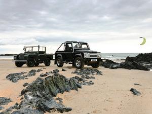 Обои Land Rover