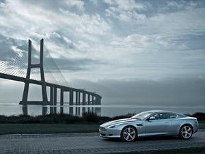 Обои Aston Martin