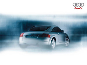 Обои Audi TT