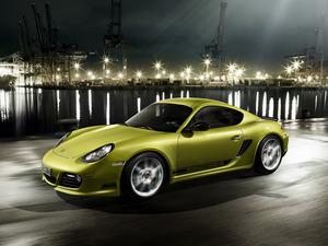 Обои Porsche Cayman R