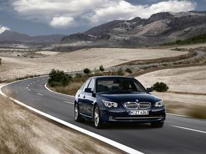 Обои BMW 5