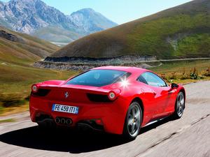 Обои Ferrari 458 Italia