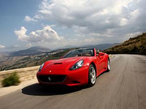 Обои Ferrari