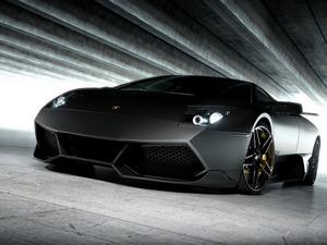 Обои Lamborghini Murcielago SV