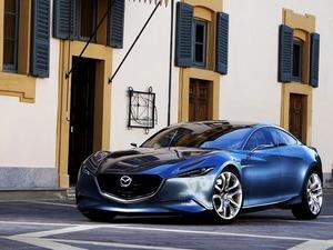 Обои Mazda концепт