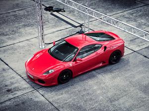 ���� Ferrari F430 Spyder