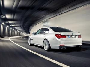 Обои BMW 7