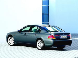 ���� BMW 745i