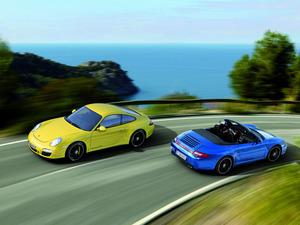 Обои Porsche Carrera 4 GTS