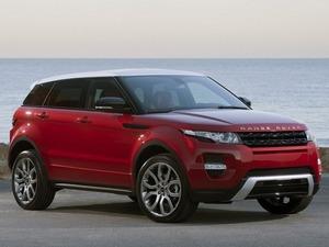 Обои Range Rover Evoque