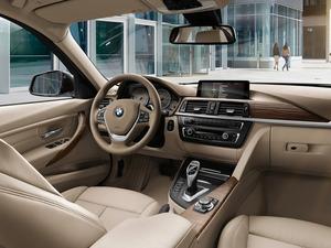 Обои Интерьер BMW