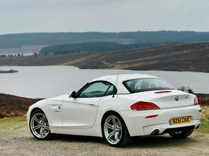 Обои BMW Z4