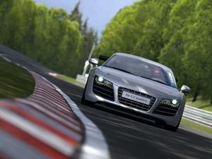 Обои Audi R8 5.2