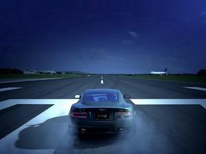 Обои Aston Martin DB9