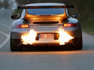 Обои Porsche GTR 750 Evo