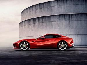 ���� Ferrari F12 Berlinetta