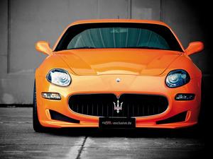Обои Maserati