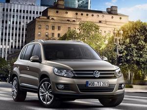 ���� Volkswagen Touareg 2012