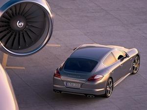 Обои Porsche Panamera S