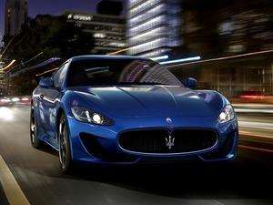 ���� Maserati GranTurismo Sport