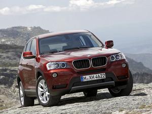 Обои BMW X3