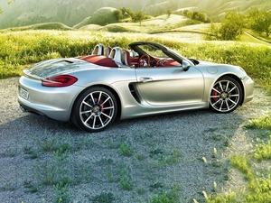 Обои Porsche Boxster S