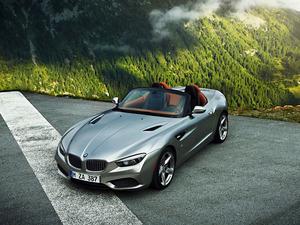 Обои BMW Zagato