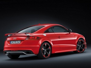 Обои Audi TT RS