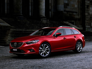 Обои Mazda 6 (2013)
