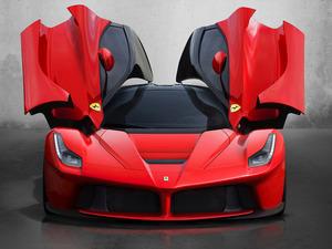 Обои Ferrari  LaFerrari