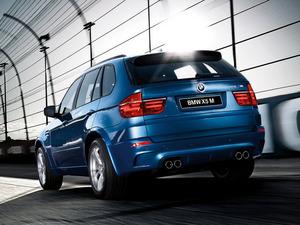 Обои BMW X5 M