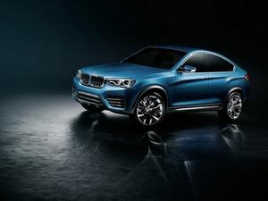 Обои BMW X4