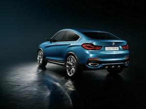 Обои BMW X4 (concept)