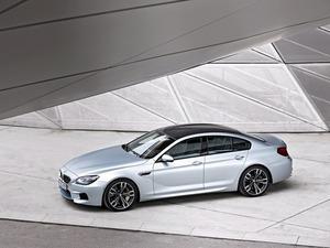 Обои BMW M5 2013