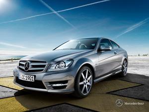 Обои Mercedes-Benz C-Class 2013
