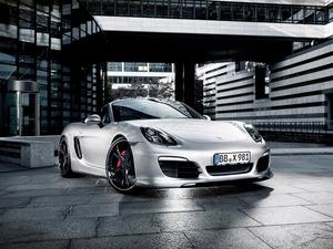 Обои Porsche Boxster Techart 2012
