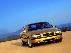 Обои Volvo S80